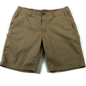 Under Armour Loose Fit Cotton Athletic Shorts